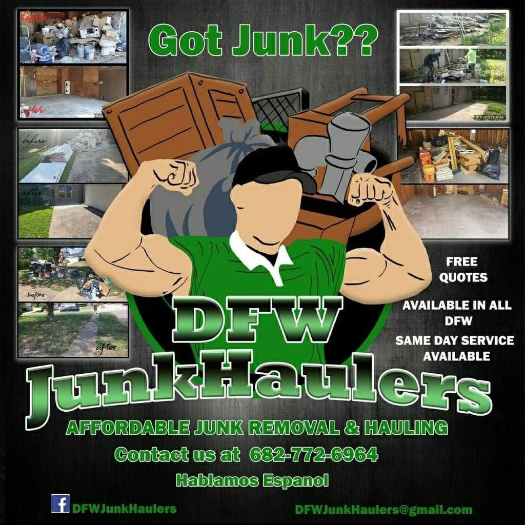 debri hauling & junk removal