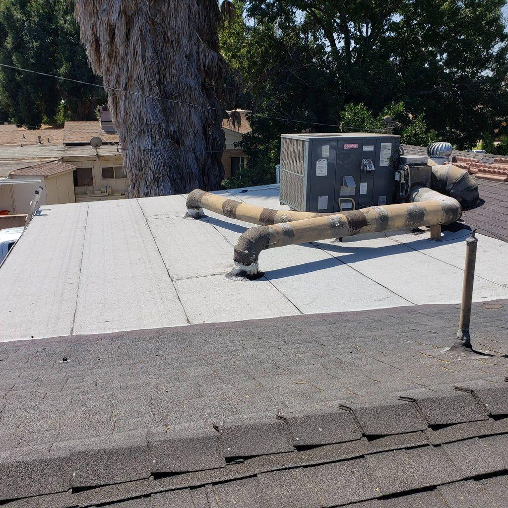 Aguilar roofing repair.