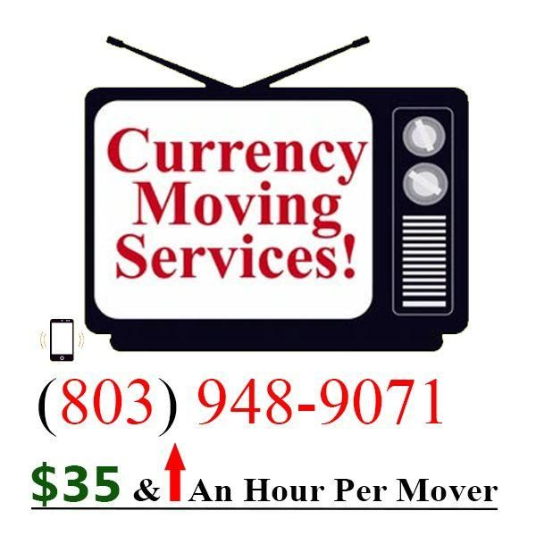 Currency moving services