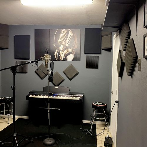 Schedule a Recording Session.