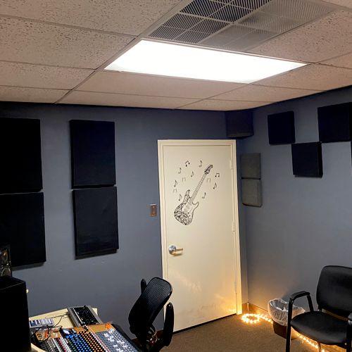 Commercial Recording Studio