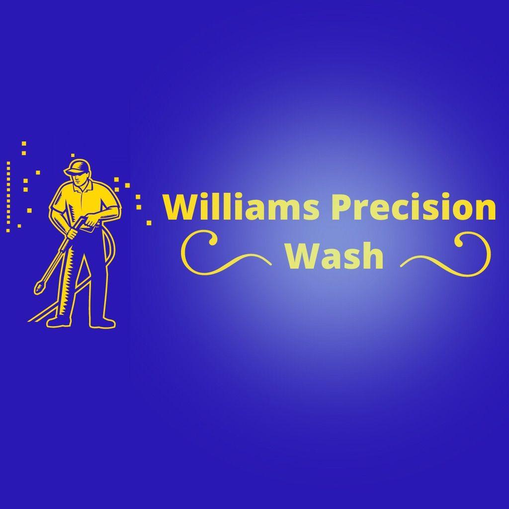 Williams Precision Wash
