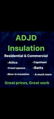 Avatar for ADJD  INSULATION