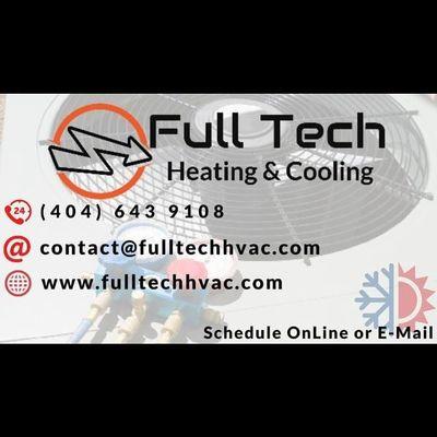 Avatar for FullTech Heating & Cooling