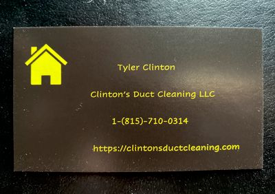 Avatar for Clinton's duct cleaning