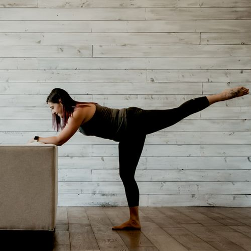 Barre & Low Impact Sessions: I am certified in Barre Movement