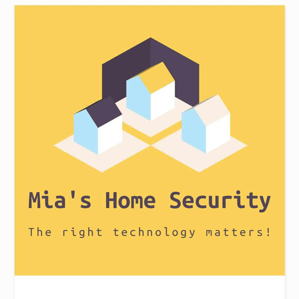 Mia's Home Security and Automation