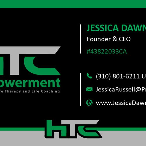 HTC Empowerment CEO Jessica Dawn Russell Contact info