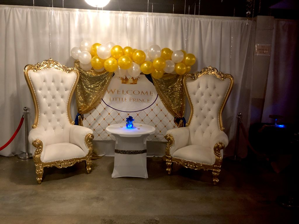 Royal Prince Baby shower