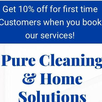 Avatar for Pure Cleaning & Home Solutions