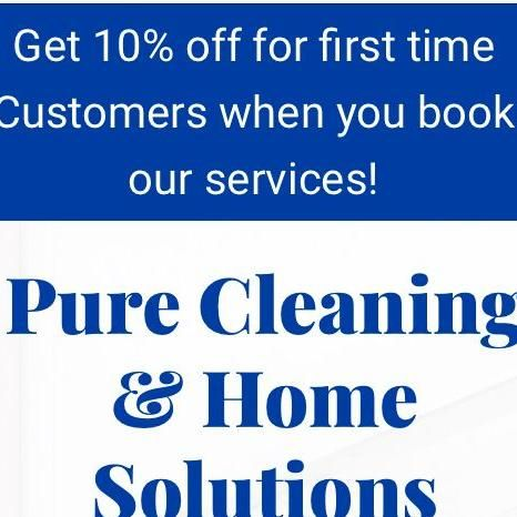 Pure Cleaning&Home Solutions