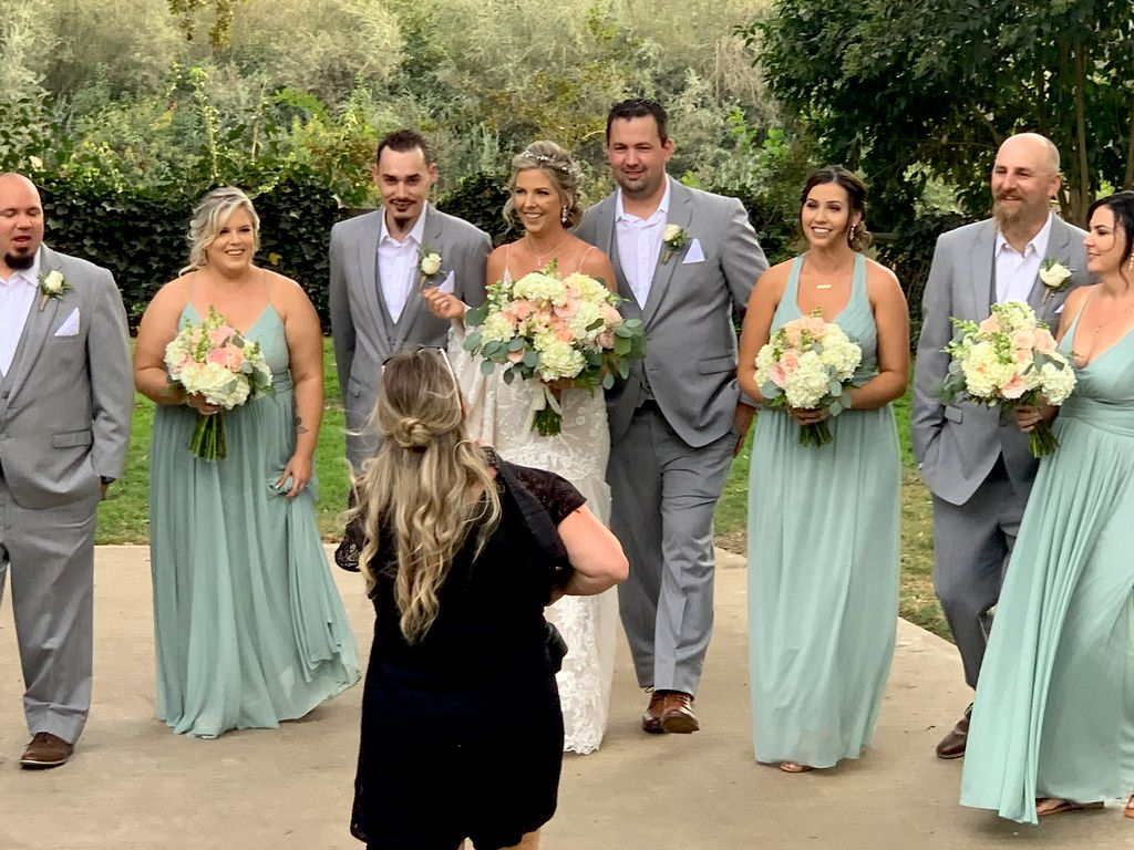 Shauna and Brian Wedding - September 29 2020