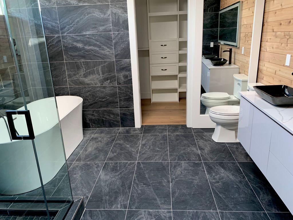Pauls Bathroom Remodel