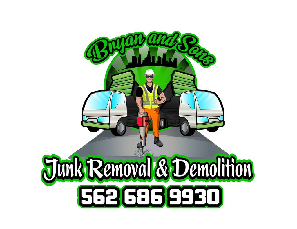 Bryan and Sons Junk Hauling Removal & Demolition