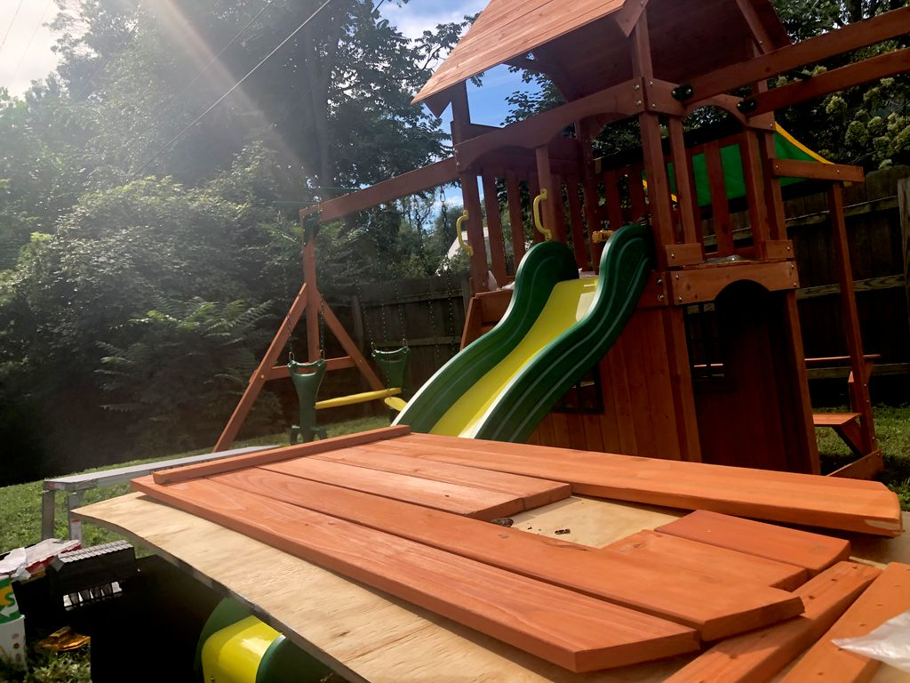 Playset Construction