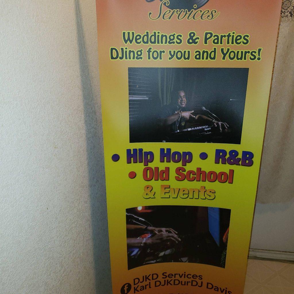 DJKDURDJ/ DJ KD Services
