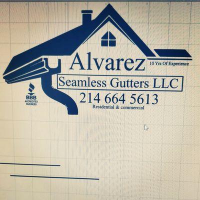 Avatar for Alvarez seamless gutters LLC