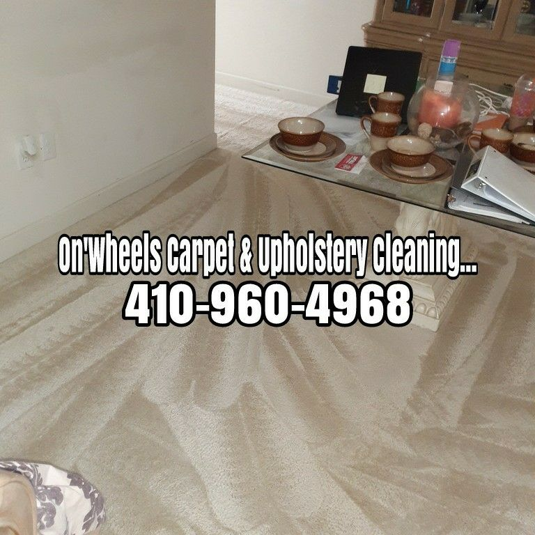 OnWheels Carpet & Upholstery Cleaning