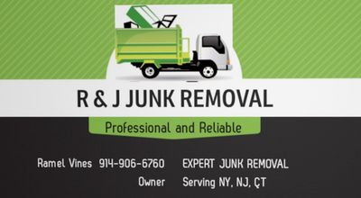 Avatar for R&J  JUNK REMOVAL