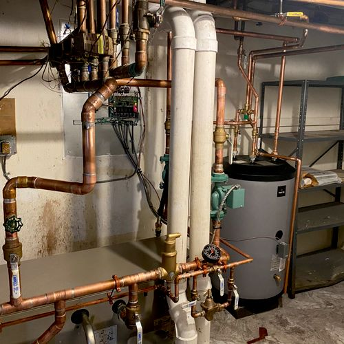 PVC vent and intake system Jenkintown PA