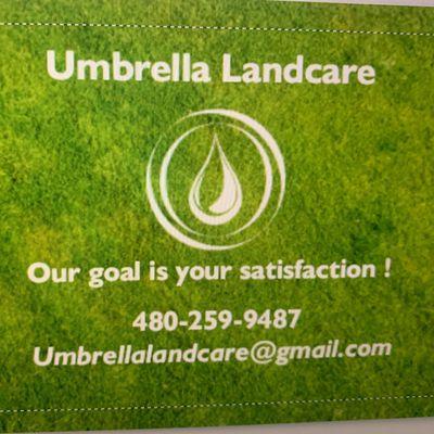 Avatar for Umbrella Landcare