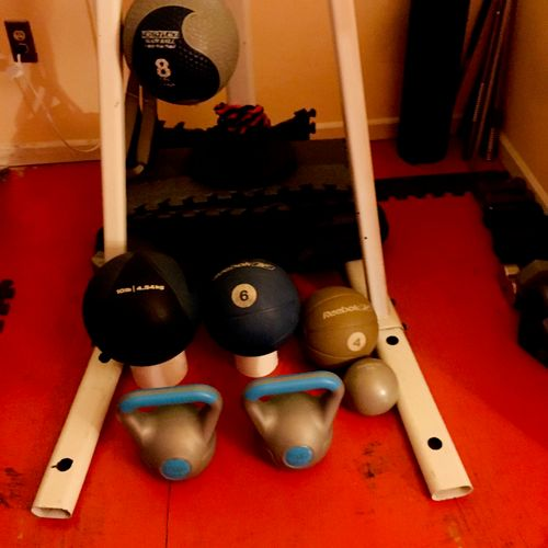 Equipment for functional & interval training & more!