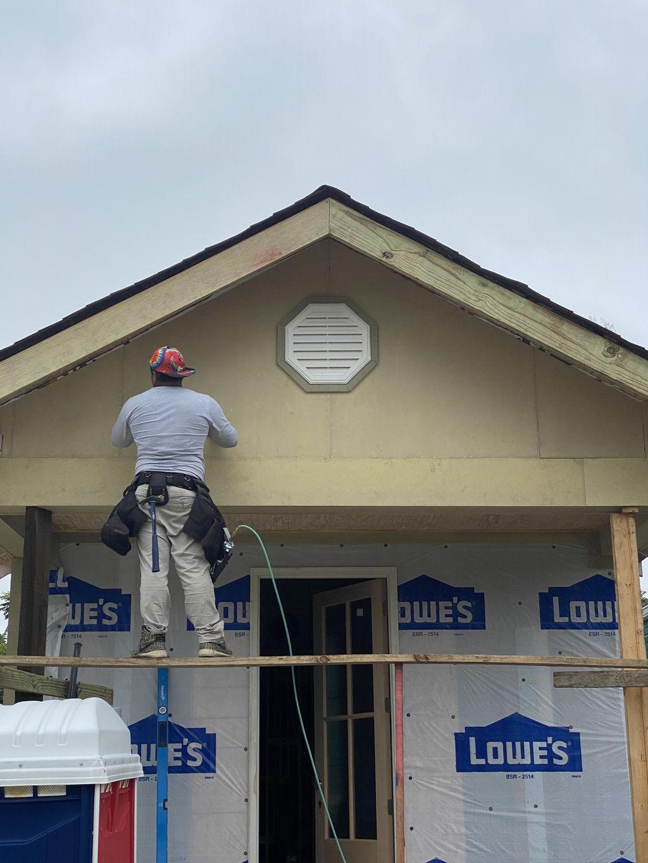 Home Renovation Progress Cont