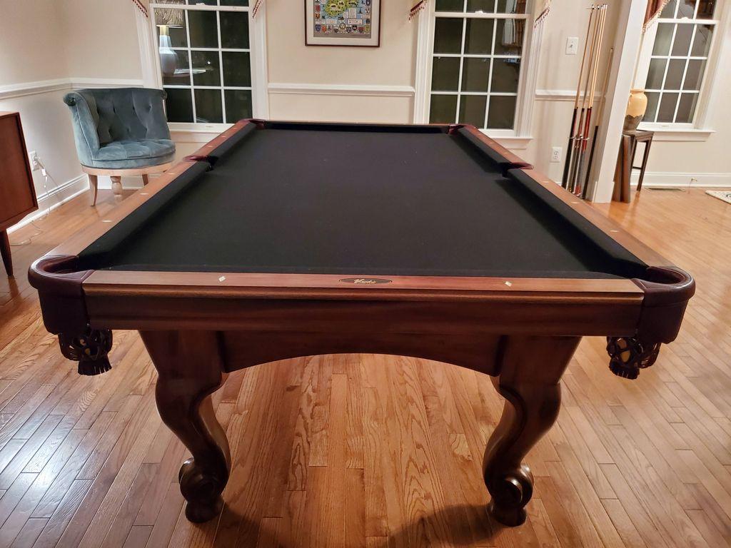 Pool Table Moving - Leesburg 2020