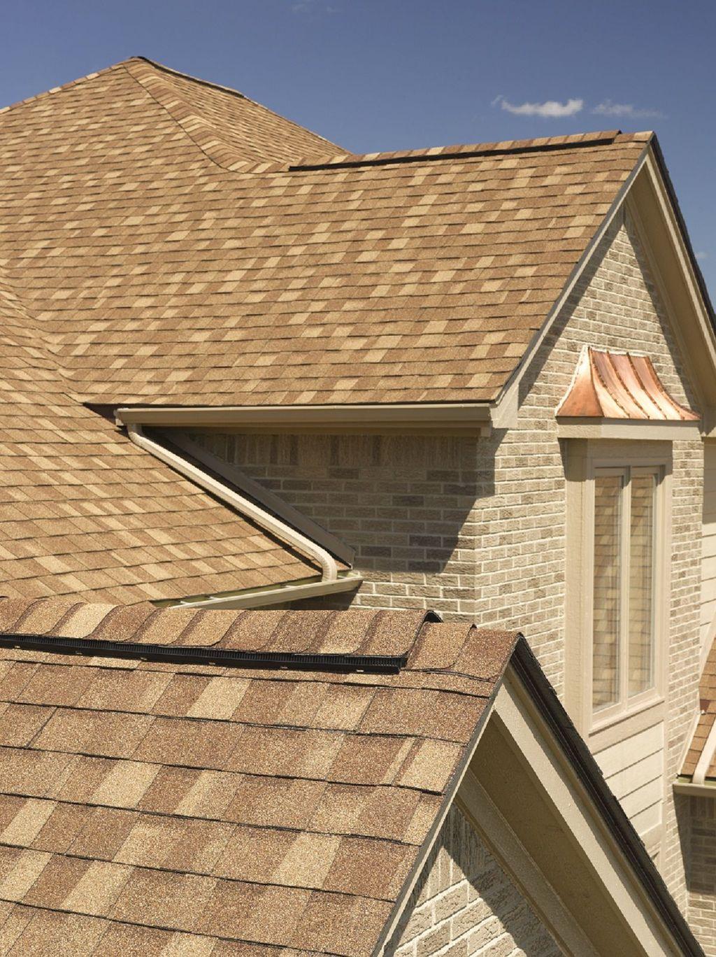 Lifetime Shingled Roof