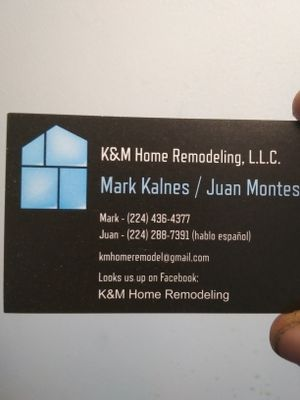Avatar for K&M Home Remodeling