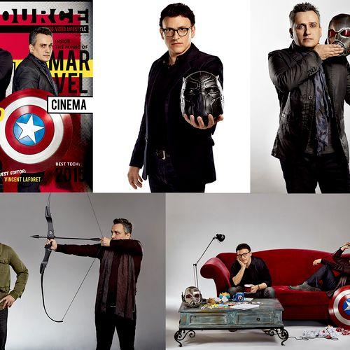 Directors Joe & Anthony Russo - Resource magazine
