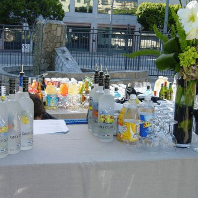 West Coast Beverage and Catering