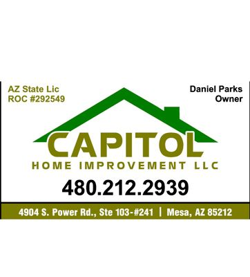 Avatar for Capitol Home Improvement, LLC