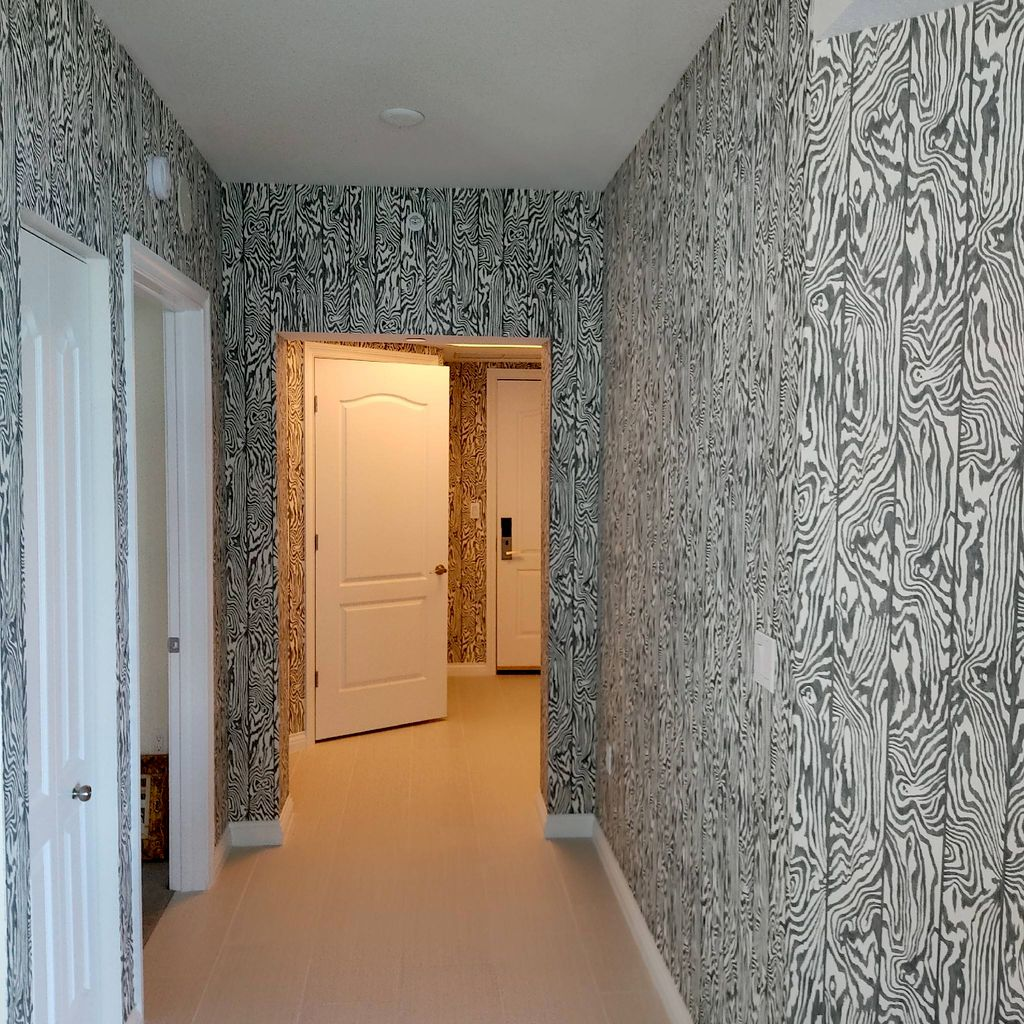 paint and wallpaper by Brent