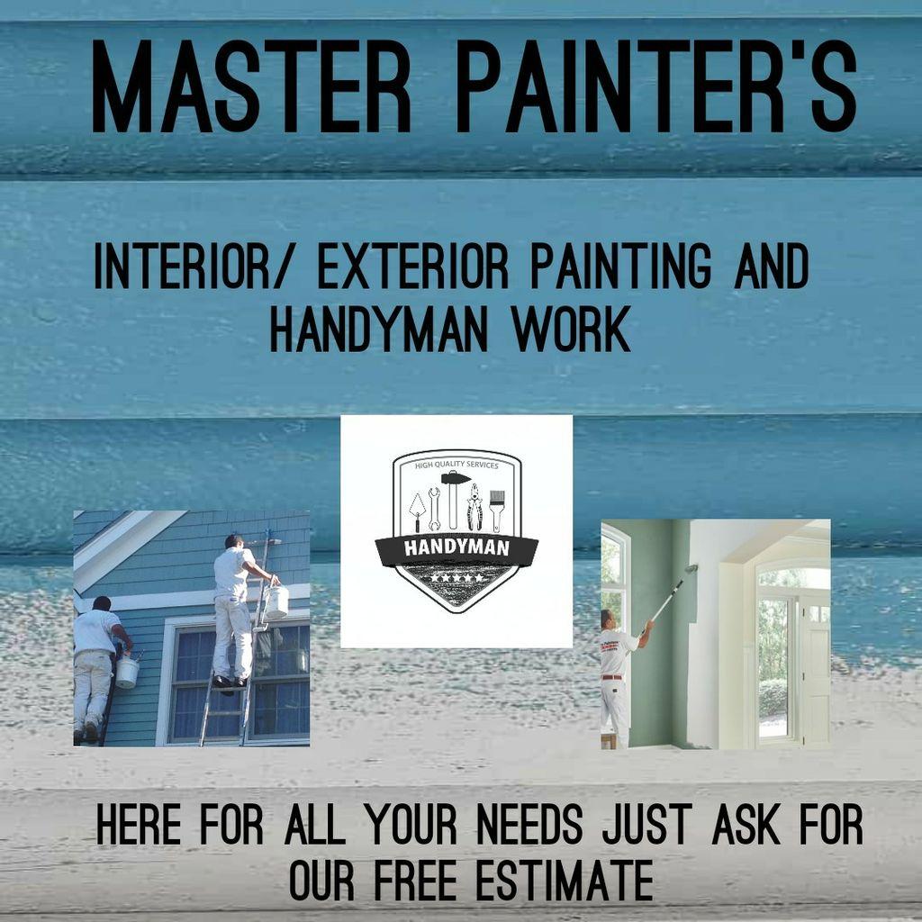 Master painter's