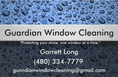 Avatar for Guardian Window Cleaning