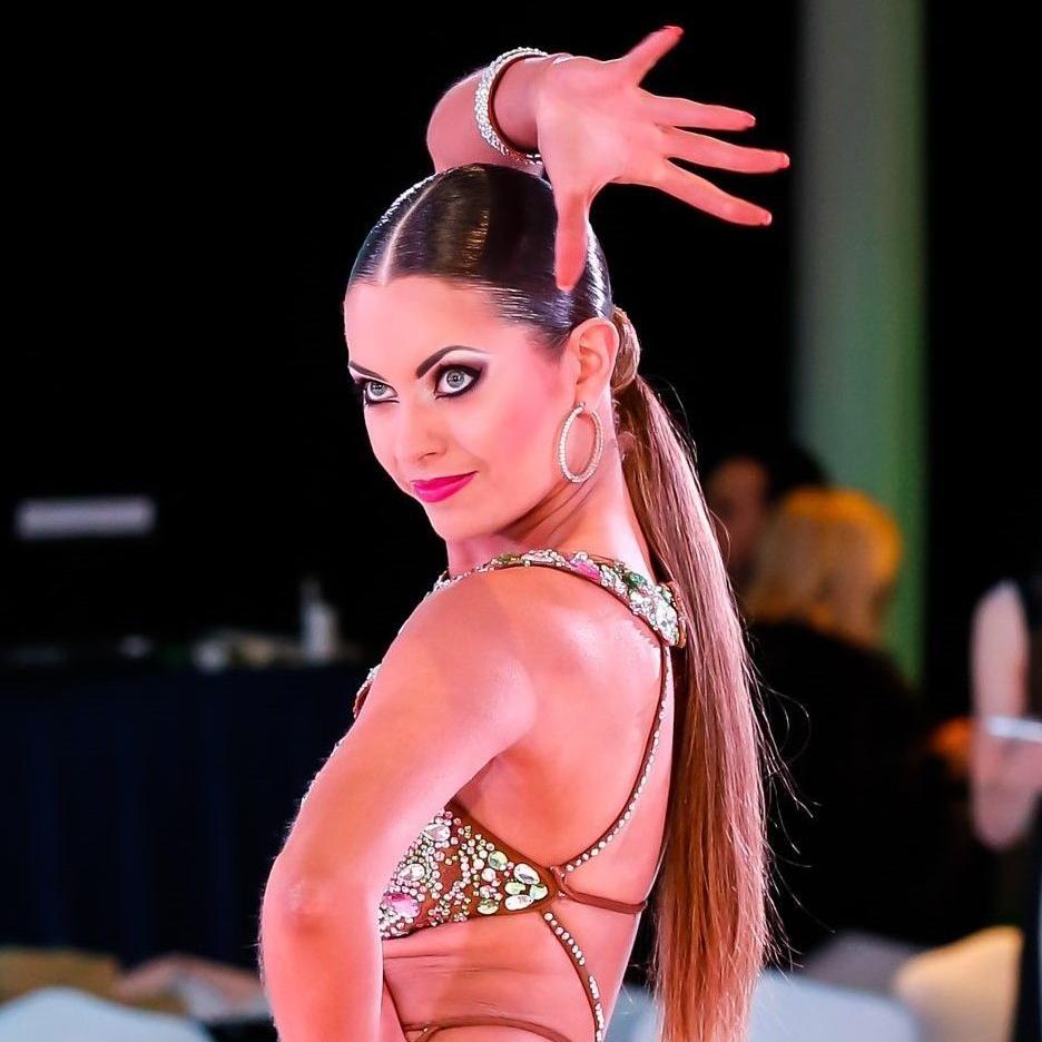 Anastasia Gordeeva - Dance Instructor