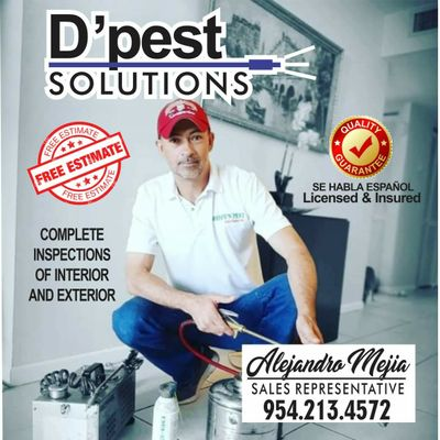 Avatar for D'Pest Solutionsfl