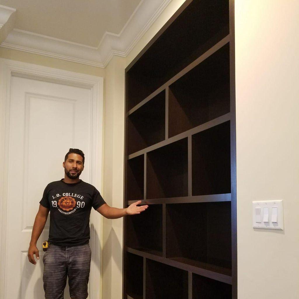 Paul Wood Closets & Cabinets