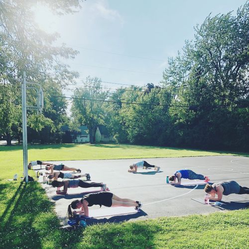 Outdoor classes during COVID-19