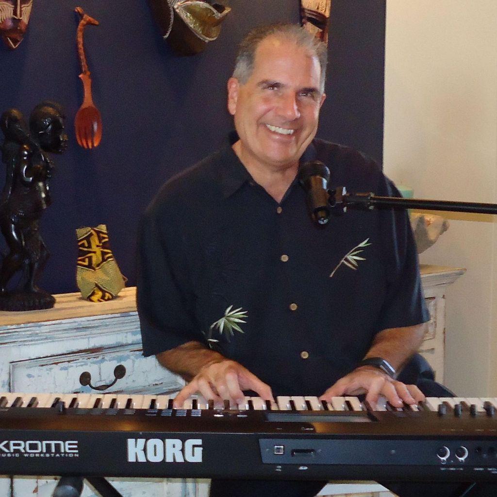 Tony Oberto - Singer/Keyboards/Piano, One-Man-Band
