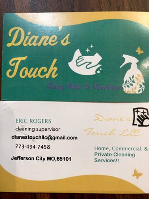 Avatar for Diane's Touch Cleaning Service LLC