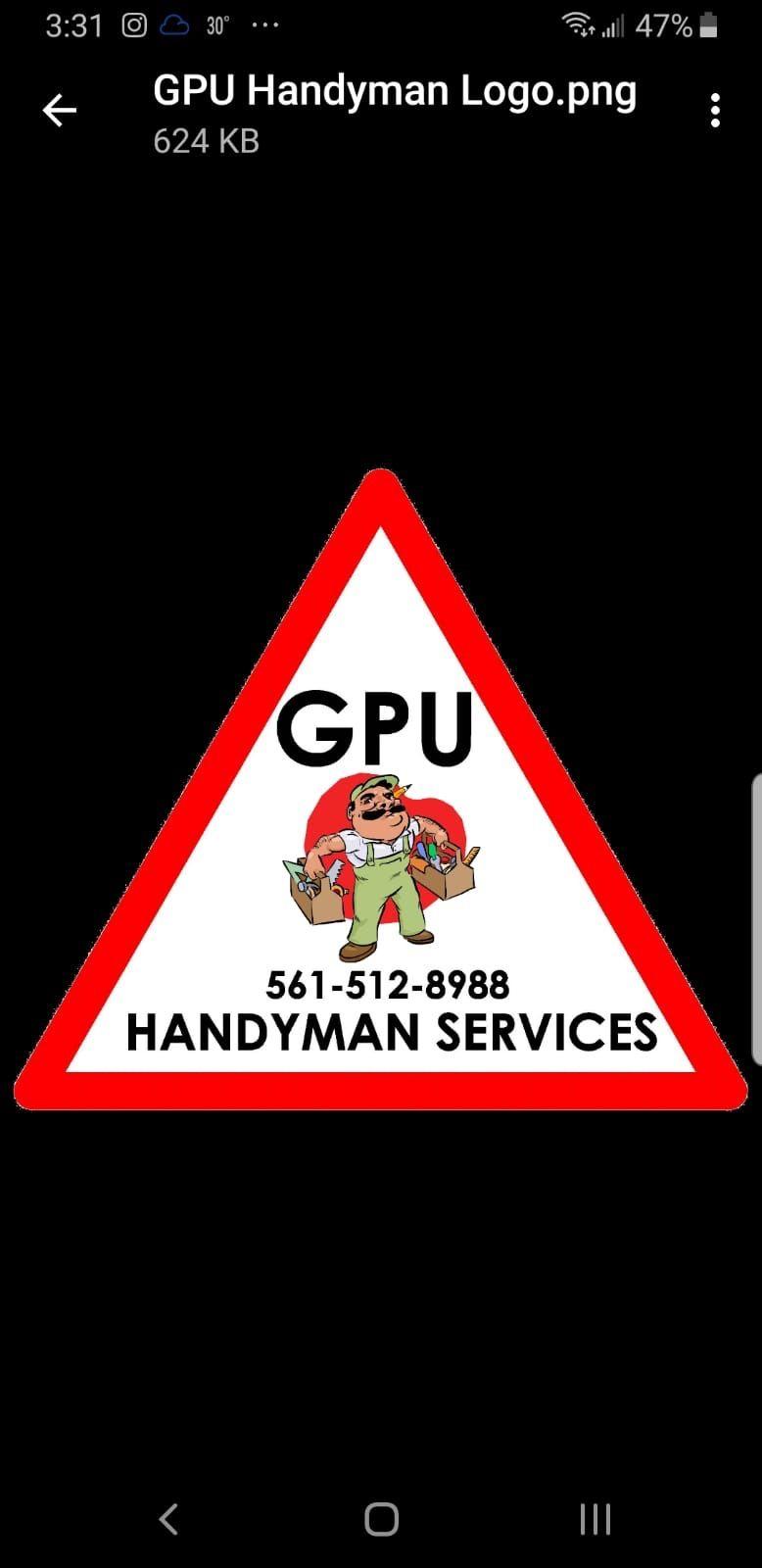 GPU Handyman Services LLC