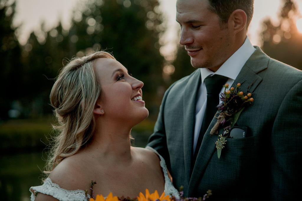 Jake and Mercedes Wedding