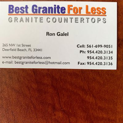 Avatar for Best Granite For Less