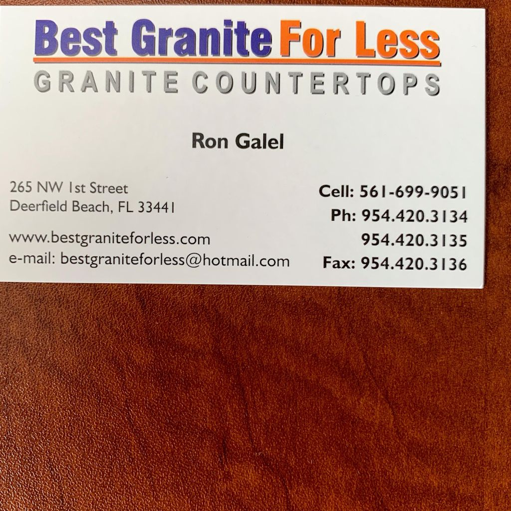 Best Granite For Less
