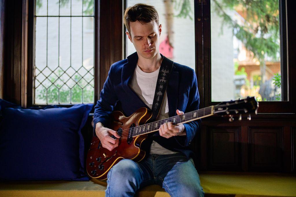 Keith Packard Guitarist/Teacher