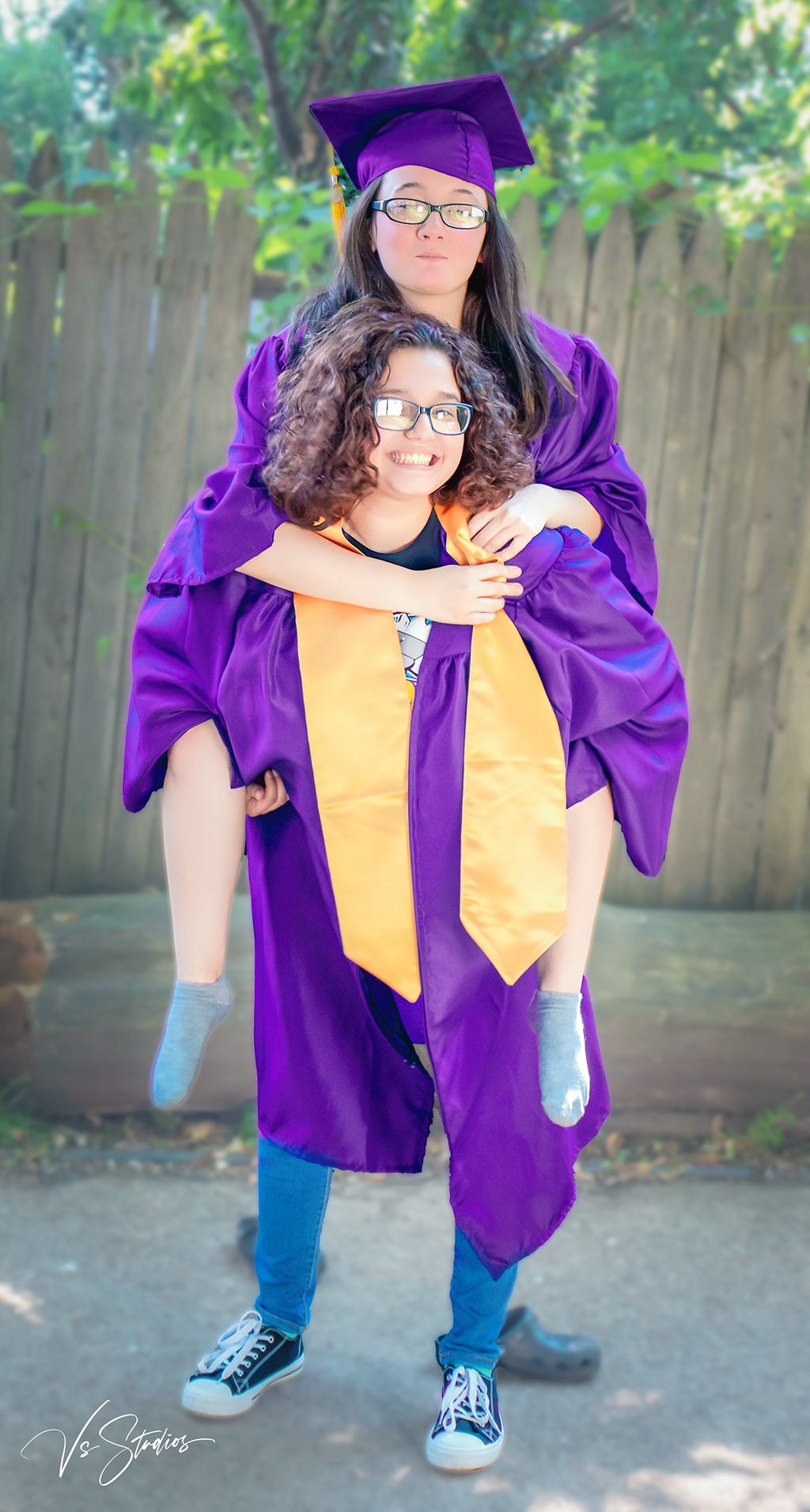 2020 Graduates backyard shoot