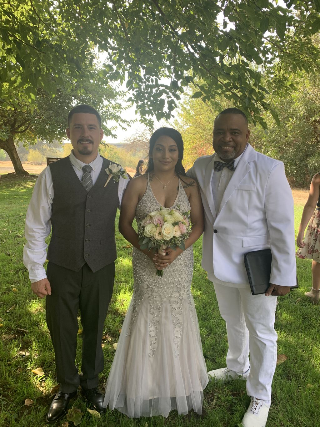 Wedding Officiant - Valley & The Bay 2020