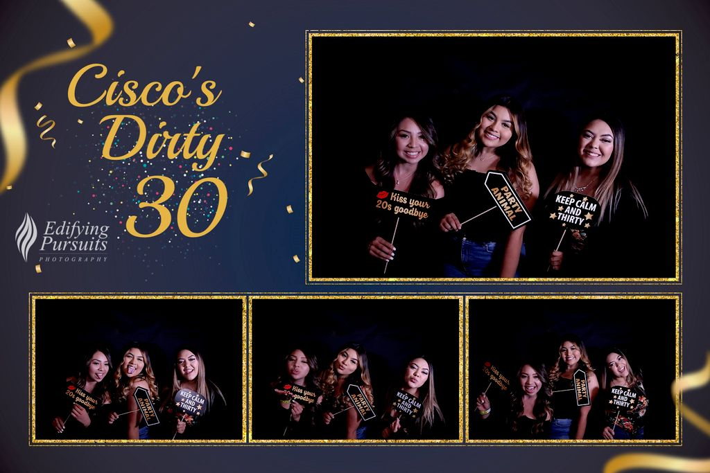 Cisco's Dirty 30